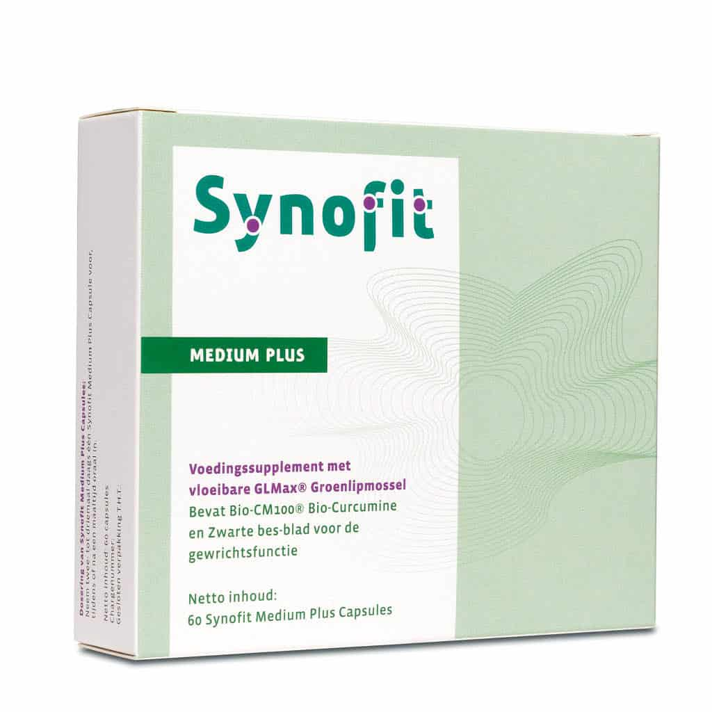 Synofit Medium Plus Capsules
