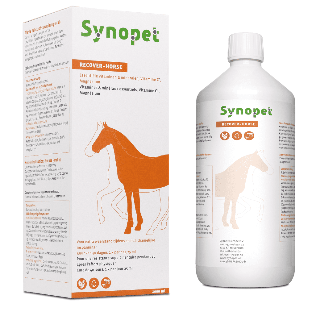 Synopet Recover-Horse